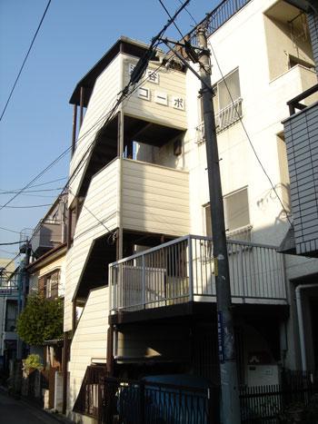 渋谷コーポ 201号室