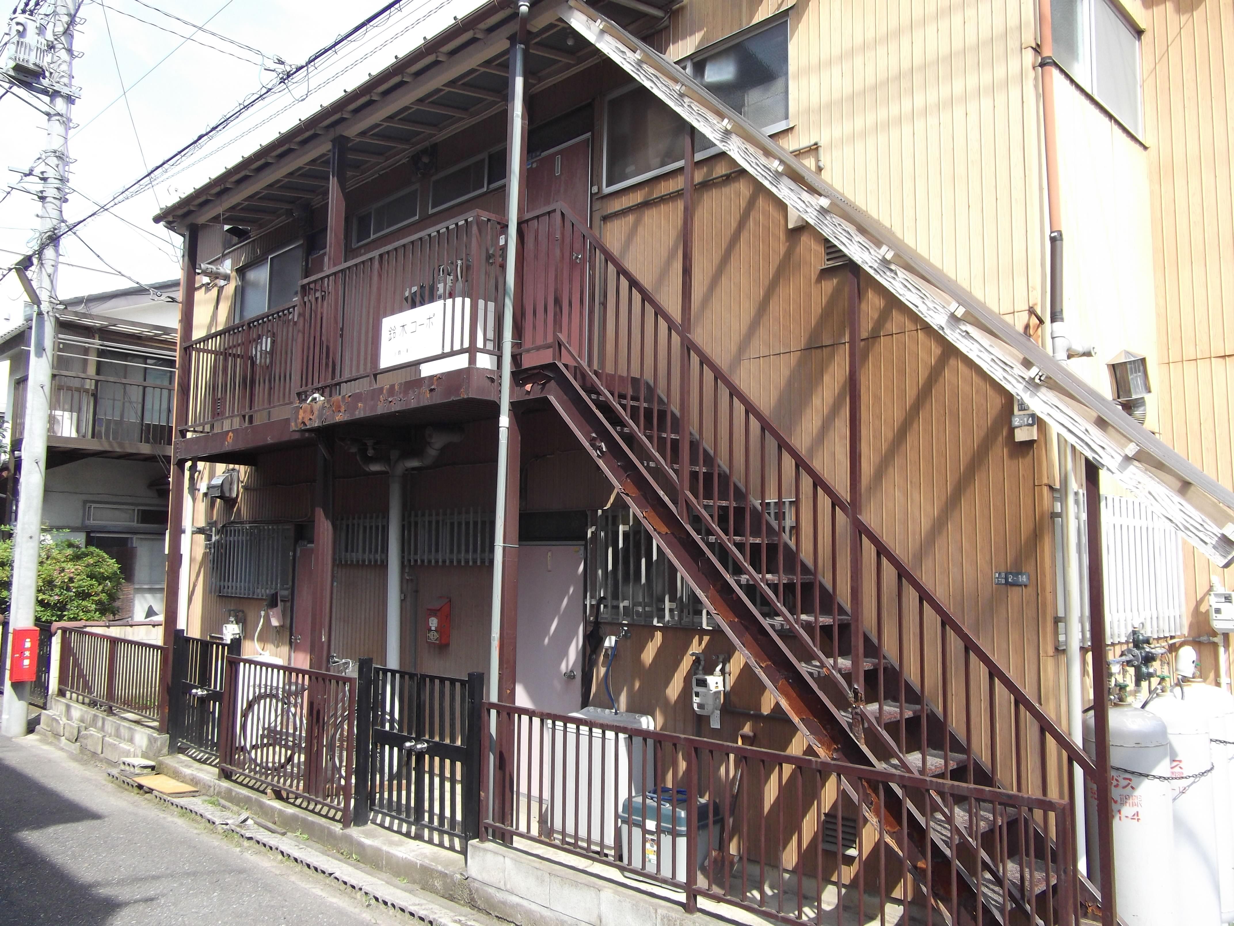 鈴木コーポ 5号室